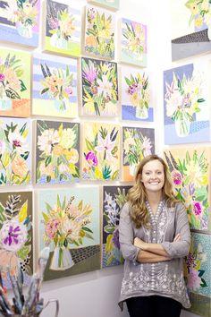 Lulie Wallace for Hope Heals Art! — Hope Heals