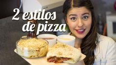 PIZZA CALZONE Y BITES | COMO HACER PIZZA RECETA MUSAS LOS POLINESIOS