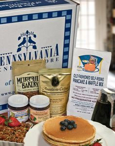 Pennsylvania Breakfast Box