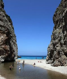 Torrent de Pareis, Mallorca der schönste Ort der Welt...