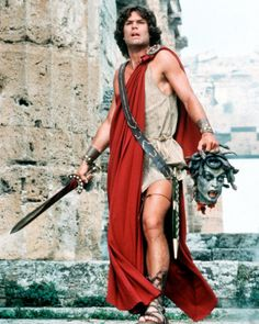 Harry Hamlin - Clash of the Titans. I loved this movie, and saw it again recently and can't believe how awful it was!