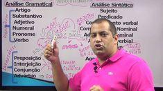 Aula de Classes Gramaticais e Análise Sintática P 1