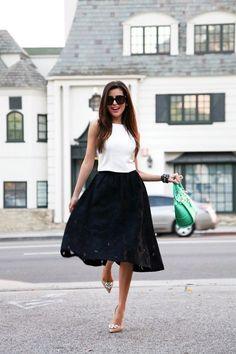    Rita and Phill specializes in custom skirts. Follow Rita and Phill for more midi skirt images. https://www.pinterest.com/ritaandphill/midi-skirts/