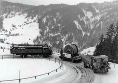 Transporter, Old Trucks, Transportation, Train, Buses, Rigs, Vehicles, Outdoor, Bern