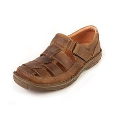 5f9ba94aa3ee6 Murray Mens Sandal E. Soft LeatherSandalSlide ...