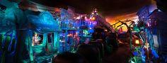 Disneyland Paris Rides   Phantom Manor
