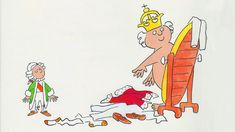 C'era una volta un Imperatore che dava tanta importanza alla bellezza ed alla novità dei vestiti. Spendeva la maggior parte dei suoi soldi per adornarsi. Non si curava dei suoi soldati, dei teatri o di scampagnate, se non quando gli servivano come pretesto per far mostra di qualche nuovo... Bart Simpson, Fictional Characters, Fantasy Characters