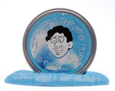 Crazy Aaron's Putty World Electric Blue Putty