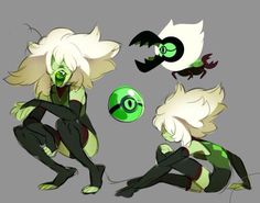 Centipeedle but different than the one in Monster Reunion