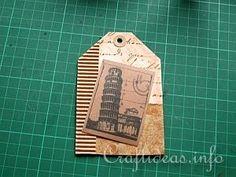 Pisa Vintage Card 7