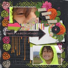 Even though I love this girl grown up too, I sure miss these days:) Credits: Color Me Happy Bundle, Created by Jill: http://www.gottapixel.net/store/product.php?productid=10008850&page=1  Template freebie from Fiddle Dee Dee Designs