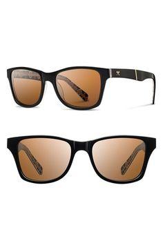 ba7dc96f5a Shwood  Canby - Pendleton  54mm Polarized Sunglasses
