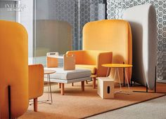 Rockwell Group Debuts Mix-and-Match Office Furniture Line for Knoll