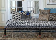 Banquette Charpoï via Goodmoods Decor, Furniture, Home, Sofa Design, Earthy Home, Stylish Decor, Best Sofa, Indoor Decor, Interior Deco