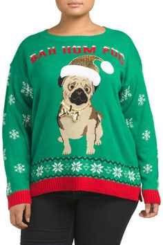 22 Ugly Christmas Sweaters That Are Over the Top in All the Best Ways 26a4c4759