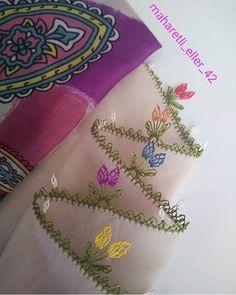 # # # Creative embroidery needle iğneoya the # # # tigoya to eliminate the # # göznur the bride groom # # # Duke Cey … – My CMS Indian Embroidery Designs, Creative Embroidery, Filet Crochet, Crochet Lace, Embroidery Needles, Tatting, Elsa, Needlework, Diy And Crafts