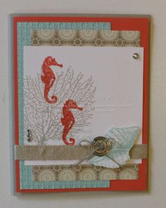 By the Tide 2 by catrules - Cards and Paper Crafts at Splitcoaststampers