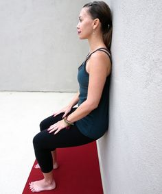 8 Yoga Moves to Strengthen the Knees- Chair Pose