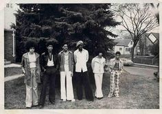 Grand Central: Linda Anderson, André Cymone, Morris Day, Terry Jackson, Prince, and William Doughty.