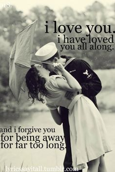 Military spouse, #deployment, love quote, waiting for you