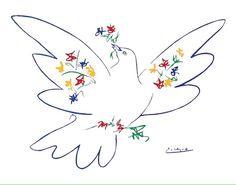 Pablo Picasso, Dove of Peace (1949)
