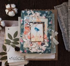 Far away...: Цветочный блокнотик