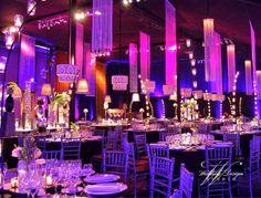 Ambientación de Matrimonio y Evento Corporativo Moderno www.wds.cl