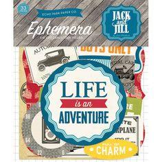 Product image for Jack & Jill Boy  Ephemera