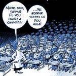 EDUCAÇÃO APROVA NÚMERO MÁXIMO DE ALUNOS EM SALA DE AULA