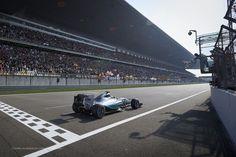 Hamilton, Shanghai International Circuit, 2015