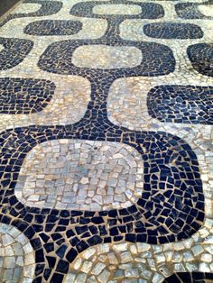 EASY TILE DESIGN - More Portuguese Pavement inspired designs