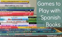 Reading games engage kids with books and language. Try these six reading games with books in Spanish to build vocabulary and literacy skills.