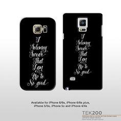 Samsung Galaxy S6 Harry Potter phone case (ou toute autre coque de Samsung Galaxy qui pourrait me plaire d'après vous :))