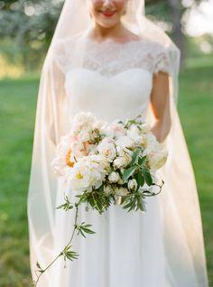 bridal bouquet by Saipua