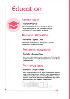 Fashion Resume Templates Image Result For Free Resume Sample Microsoft Word Fashion