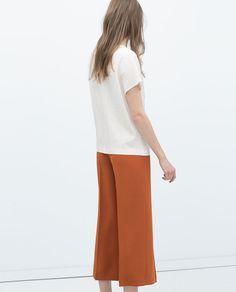 【ファンタジーディテール入りTシャツ】フローデザインTシャツショートスリーブファンタジーラインストー…
