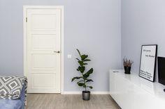 Скандинавская квартира 45 м² в хрущевке для молодой девушки – Красивые квартиры