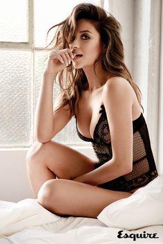 Shay Mitchell in Esquire Philippines - Sexy Women Esquire - Esquire