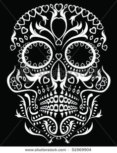 Would be an awesome arm tattoo with bright colors and paisley!! Now to figure out how to tie it in with my other ink...