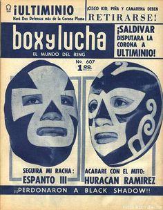 Resultado de imagen para carteles lucha libre mexicana