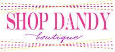 An adorable dress store I found, I love all of them! Shop Dandy Boutique
