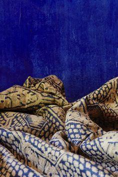 LEO woven textiles Jennifer Shorto