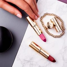 Which is your favourite colour - pink or red? # #Oriflame #Makeup