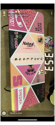 Custom Beer Pong Tables, Beer Table, Diy Table, Beer Pong Tisch, Beer Bong, Drinking Games For Parties, 21st Birthday, Birthday Cakes, Diy Canvas Art