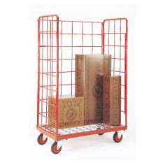 10 Best Wire Trolleys Images Storage Design Shelving