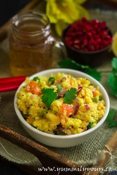 Idli Upma, Spruce up leftovers and give them all new look and taste!