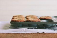 gluten-free grapefruit + pistachio muffins