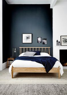 Modern Bedroom Wall Colours Bedroom Paint Ideas 16 Easy Ways to Update Your Bedroom Best Bedroom Colors, Bedroom Paint Colors, Bedroom Color Schemes, Paint Colours, Paint Ideas For Bedroom, Painting Bedrooms, Colourful Bedroom, Wall Colours, Stylish Bedroom