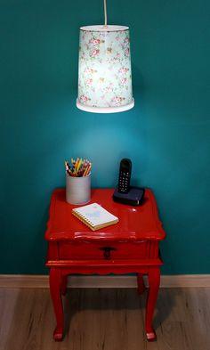 Luminária de cestinho de lixo, diy passo a passo, faça você mesmo Blog Remobília