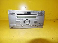 2006 ford fiesta #radio #stereo cd #player 6 disc  6m2t-18c815-bf,  View more on the LINK: http://www.zeppy.io/product/gb/2/361664408659/